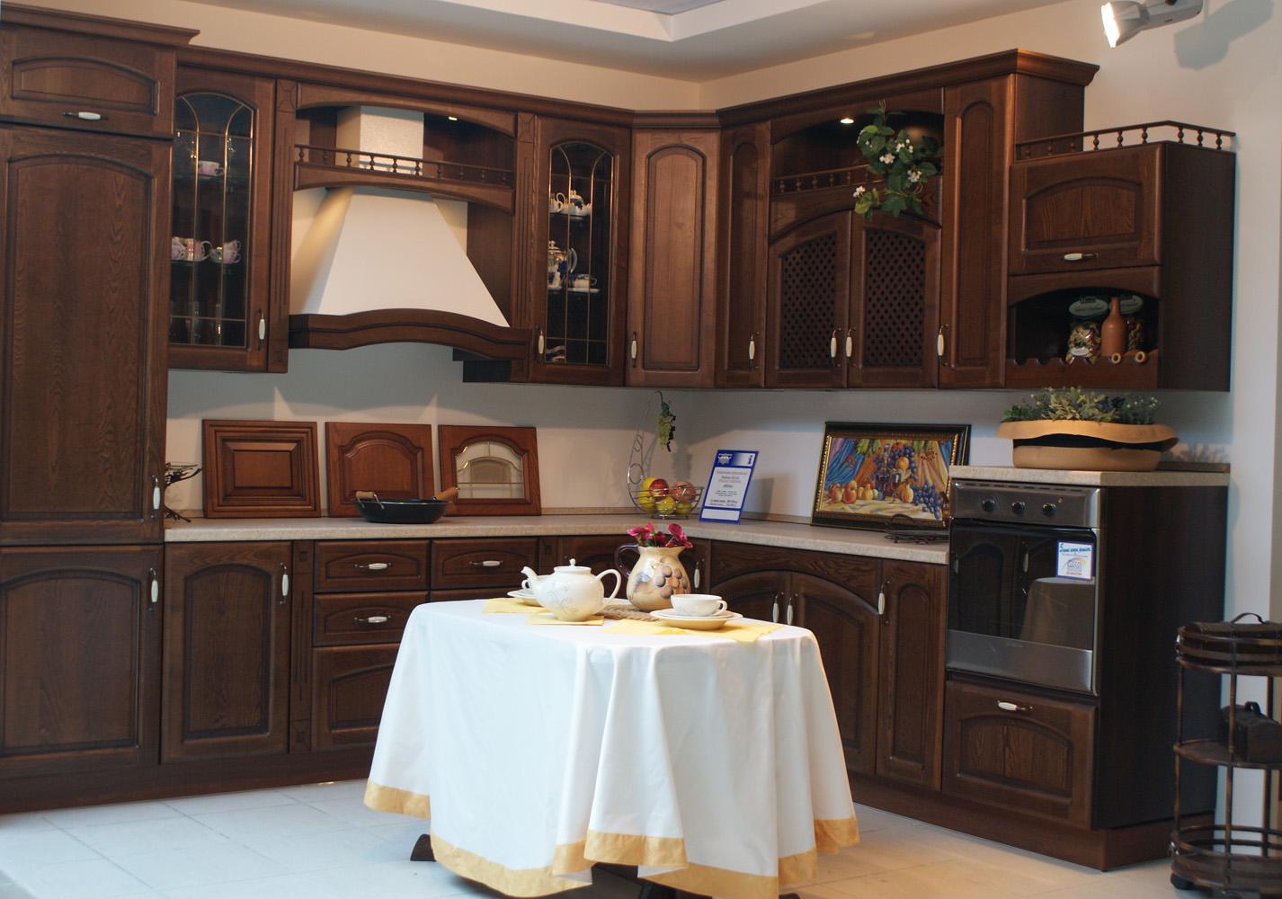 Кухня роза фото